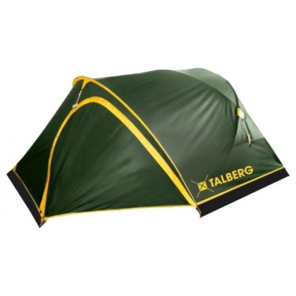Палатка Talberg Sund Pro 2трекинговая палатка, 2-местная, внутренний каркас, алюминиевые дуги, 2 входа / одна комната, высокая водостойкость, вес: 3.2 кг<br><br>Вес кг: 3.20000000