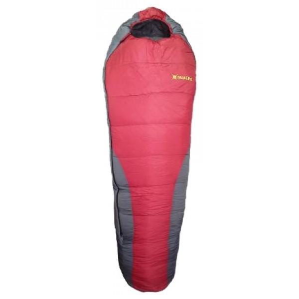 Спальный мешок Talberg Feldbergспальный мешок-кокон, экстремальный, температура комфорта  от -10°С, синтетический наполнитель, вес 1.65 кг<br><br>Вес кг: 1.65000000