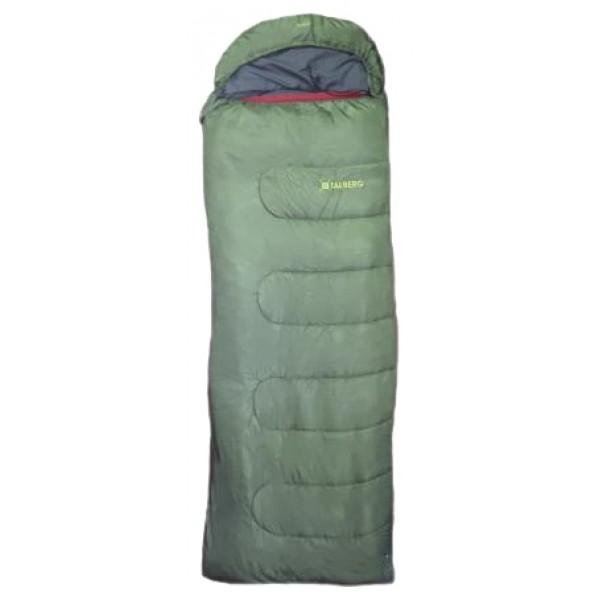 Спальный мешок Talberg Taunusспальный мешок-кокон, кемпинговый, температура комфорта  от 5°С до 15°С, синтетический наполнитель, вес 1.58 кг<br><br>Вес кг: 1.58000000