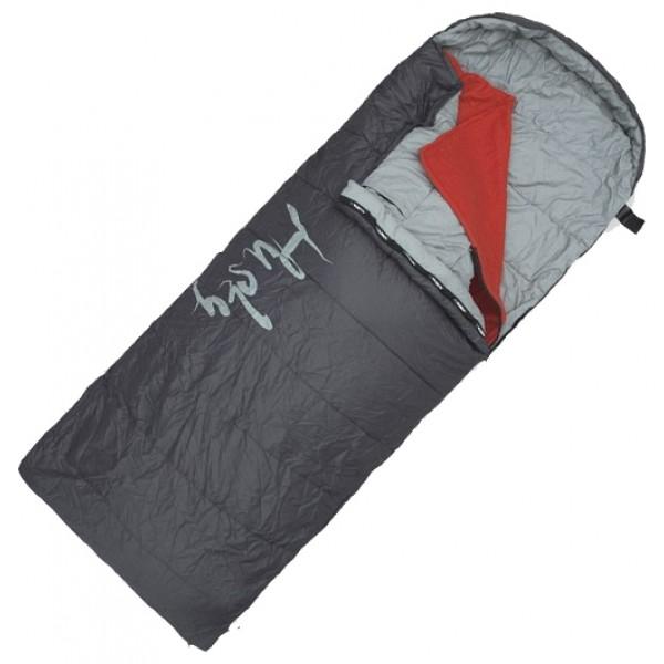 Спальный мешок Husky Gutyспальный мешок-одеяло, трехсезонный, температура комфорта  от -3°С до 2°С, синтетический наполнитель, состегивание с аналогичным спальником, вес 2.75 кг<br><br>Вес кг: 2.75000000