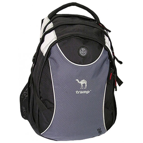 Рюкзак Tramp Hike 25унисекс городской, мягкий каркас, объем 25 л<br><br>Вес кг: 0.70000000