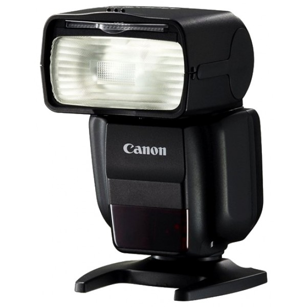 Вспышка Canon Speedlite 430EX III-RTПортативная мощная вспышка Speedlite, которую одинаково легко использовать как вместе с камерой, так и отдельно от нее Оцените новые возможности освещения с мощной, удобной и компактной вспышкой Speedlite. Радиочастотное управление позволяет легко управлять внешней вспышкой, что откроет для вас новые способы создания креативных фотографий.<br><br>Компактная, но мощная вспышка, которую можно всегда взять с собой<br>Простота управления и интуитивно понятный интерфейс<br>Используйте дистанционное управление вспышкой, чтобы добиться нужного эффекта<br>Снимайте красивые портретные снимки в отраженном свете<br>Является частью системы EOS, благодаря чему возможна интеграция с другими вспышками Speedlite<br><br>Вес кг: 0.40000000