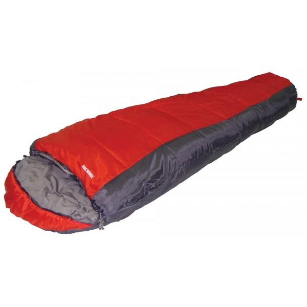 Спальный мешок Trek Planet Track 300Сторона состегивания только правая!<br><br>Комфортный, легкий и удобный спальник-кокон TREK PLANET Track 300 предназначен для летне-осенних поездок на природу и активного отдыха. Самый доступный спальный мешок с лимитом комфорта до 0 градусов.<br><br><br>Удобный глубокий капюшон,<br><br>Затягивающаяся шнуровка по краю капюшона,<br><br>Молния с правой стороны,<br><br>Молния имеет два замка с обеих сторон<br><br>Тепловой ворот,<br><br>Термоклапан вдоль молнии,<br><br>Внутренний карман,<br><br>Небольшой вес,<br><br>К спальнику прилагается чехол для удобного хранения и переноски.<br><br>Вес кг: 1.70000000