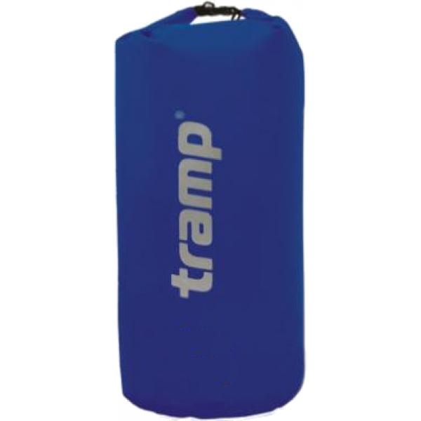 Гермомешок 20л Tramp TRA-067Гермомешок TRAMP 20 литров надежно защитит ваш багаж, благодаря двухстороннему ПВХ–покрытию. Материал, из которого изготовлен гермомешок, устойчив к перепадам температур и воздействию механического фактора. Имеет две съемные стропы-лямки для переноски на спине.<br>