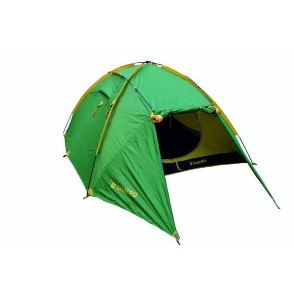 Палатка Talberg Trapper 2Лёгкая двухслойная палатка. Количество мест: 2. Вес: 4,0 кг.<br><br>Вес кг: 4.10000000