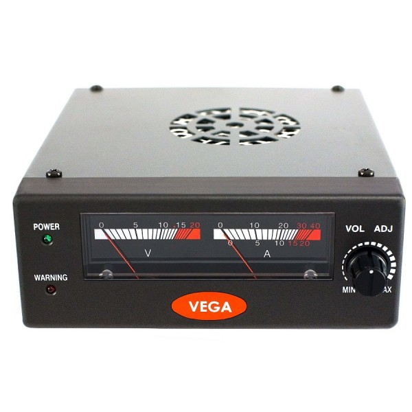 Блок питания Vega PSS 825M импульсныйБлок питания импульсный 9-16В, регулируемый, 22/27А. Измерители V/A,  защита от КЗ, перегрузки, перенапряжения<br>Габаритные размеры: 165 х 150 х 55 мм. Вес: 1,3 кг.<br><br>Вес кг: 1.40000000