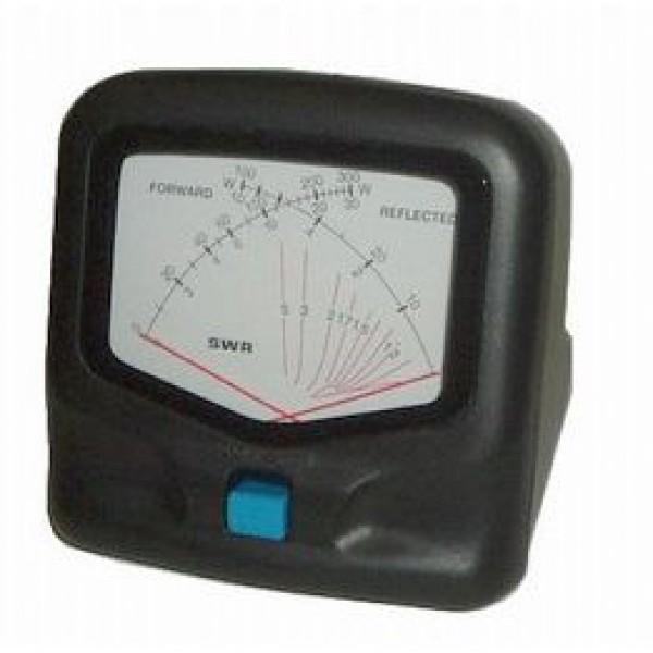 КСВ метр Vega SX-40КСВ метр Vega SX-40 выполнен в компактных размерах, в ударопрочном корпусе.<br>Двухстрелочный индикатор позволяет отображать мощность и определять величину КСВ без предварительной калибровки прибора. Компактные размеры, простота измерений  - все это делает этот КСВ-метр отличной альтернативой более дорогим моделям - SX-200;SX-600.<br><br>Вес кг: 0.30000000