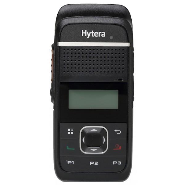 Радиостанция Hytera PD355Дизайн карманного размера. Благодаря компактному дизайну, можно легко носить в кармане. Размер 123x55x23мм, вес 180г. Зарядка от микро-USB.<br><br>Вес кг: 0.20000000
