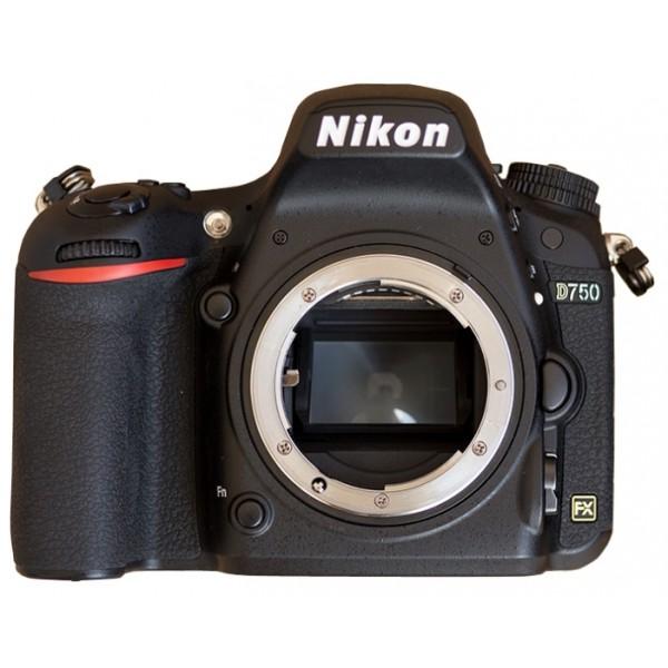 Фотоаппарат Nikon D750 Body зеркальный<br><br>Вес кг: 0.80000000