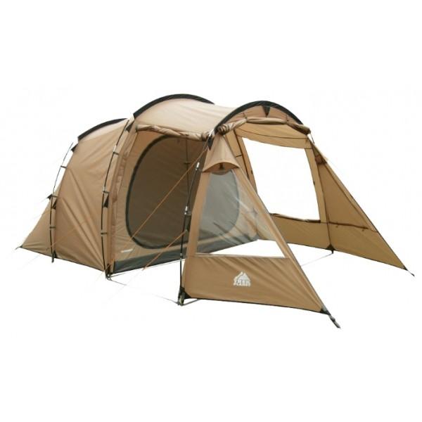 Палатка Trek Planet Michigan 5 палаткакемпинговая палатка, 5-местная, внешний каркас, дуги из стеклопластика, 2 входа / 2 комнаты, высокая водостойкость, навес над входом<br><br>Вес кг: 10.70000000