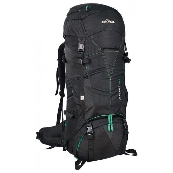 Рюкзак Tatonka Yukon 60 blackВысокотехнологичный рюкзак для продолжительных походов.  Регулируемая система подвески V2 оптимально распределяет нагрузку на бедра. Спинка с мягкой подкладкой, обтянутая терморегулирующей сеточкой Airmesh, обеспечивает комфорт и вентиляцию при длительных переходах.<br><br>Вес кг: 3.10000000