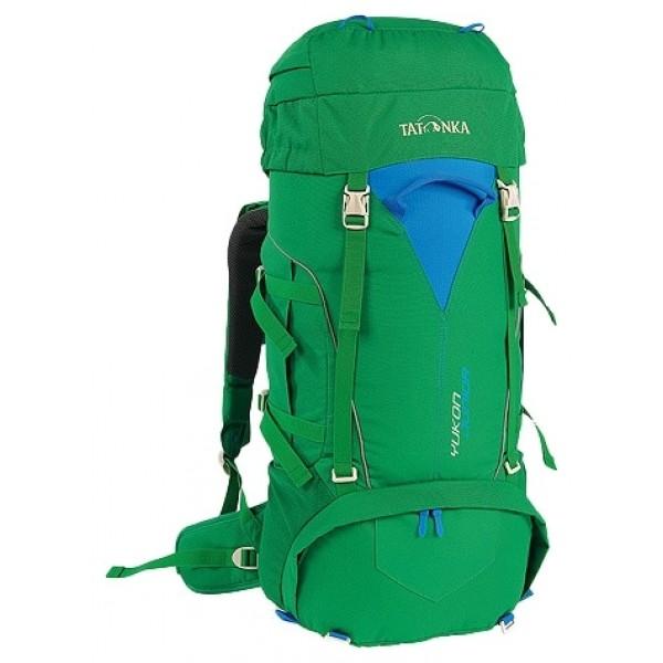 Рюкзак Tatonka Yukon Junior 32 lawn greenдетский трекинговый, анатомическая система, объем 32 л, доступ к основному отделению снизу, вывод питьевой системы<br><br>Вес кг: 1.50000000
