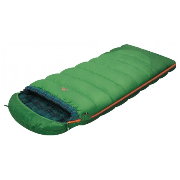 Спальный мешок Alexika Siberia PlusAlexika Siberia Plus - спальный мешок-одеяло, трехсезонный, температура комфорта от 1°С до 6°С, синтетический наполнитель (2 слоя), состегивание с аналогичным спальником, вес 2.2 кг<br><br>Вес кг: 2.30000000