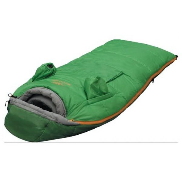 Спальный мешок Alexika Mountain Baby детскийAlexika Mountain Baby спальный мешок-кокон, кемпинговый, температура комфорта от 5°С до 10°С, синтетический наполнитель (2 слоя), утепленная молния, вес 1.3 кг<br><br>Вес кг: 1.30000000
