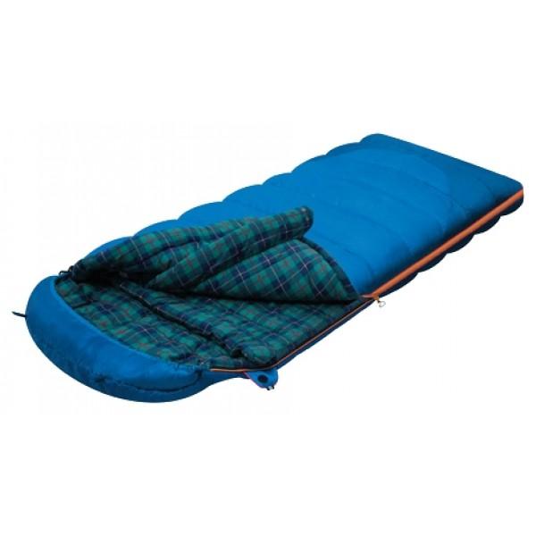 Спальный мешок Alexika Tundra PlusAlexika Tundra Plus - спальный мешок-одеяло, трехсезонный, температура комфорта от -7°С до -1°С, синтетический наполнитель (2 слоя), состегивание с аналогичным спальником, вес 2.6 кг<br><br>Вес кг: 2.80000000