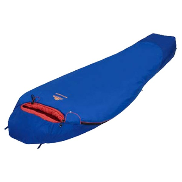 Спальный мешок Alexika MegalightЛегкий и компактный спальный мешок предназначен для использования в летних походах любой сложности. Часто эту модель используют как вкладыш-утеплитель в более теплый мешок во время зимних путешествий. Прекрасно подойдет для студентов, путешествующих на велосипедах по хостелам и кемпингам с легким багажом. Просторный в плечах спальный мешок рассчитан на человека ростом до 180 см. Элементы двух концепций Protective Shell (защитная оболочка) и Soft Space (мягкое внутреннее пространство) защитят от холода, влаги и сделают сон максимально комфортным.<br><br>Вес кг: 1.00000000