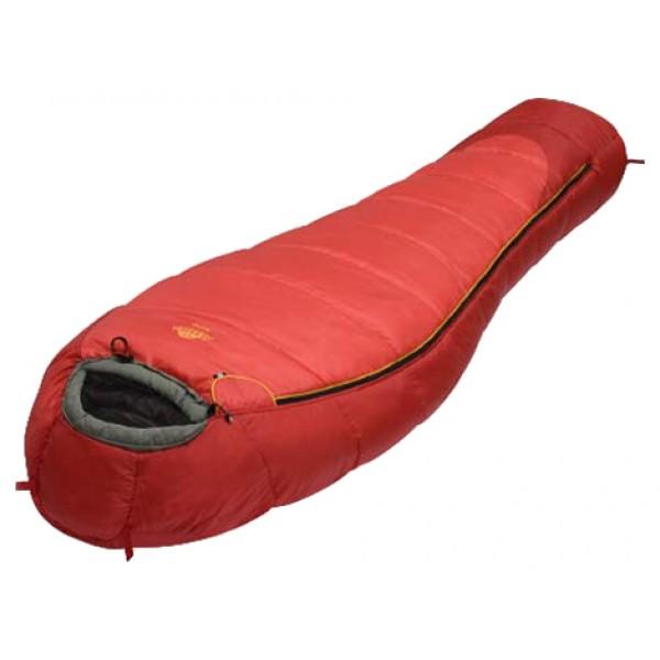 Спальный мешок Alexika NordAlexika Nord спальный мешок-кокон, экстремальный, температура комфорта от -10°С до -5°С, синтетический наполнитель (2 слоя), состегивание с аналогичным спальником, вес 2 кг<br><br>Вес кг: 2.10000000