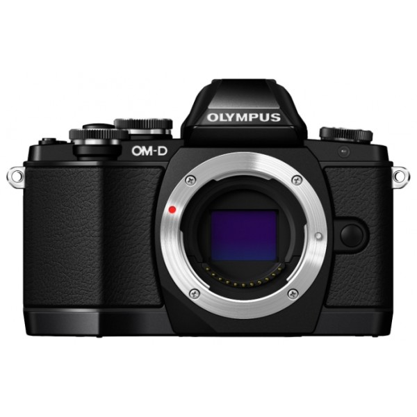 Фотоаппарат Olympus OM-D E-M10 Body Black со сменной оптикойфотокамера с поддержкой сменных объективов, байонет Micro Four Thirds, без объектива в комплекте, матрица 17.2 МП (17.3 x 13.0 мм), съемка видео Full HD, поворотный сенсорный экран 3, Wi-Fi, вес камеры 396 г<br><br>Вес кг: 0.40000000
