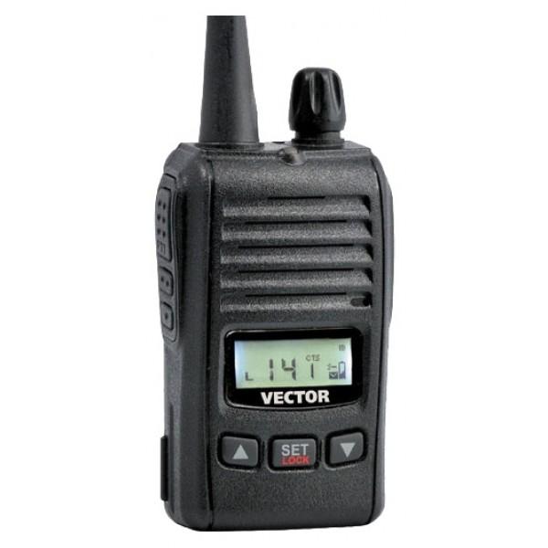 Радиостанция Vector VT-44 Military ScoutОдна из самых компактных профессиональных радиостанций Vector VT-44 Military Scout выполнена в прочном корпусе с защитой от попадания пыли и влаги. Габариты составляют всего 56x102x33 мм<br><br>Вес кг: 0.30000000