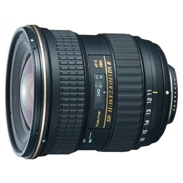 Объектив Tokina AT-X 116 Pro DX II Minolta Aширокоугольный Zoom-объектив, крепление Minolta A, 11 - 16 мм, F2.80, для неполнокадровых фотоаппаратов, автоматическая фокусировка, минимальное расстояние фокусировки 0.3 м, размеры (DхL): 84x89.2 мм<br><br>Вес кг: 0.60000000
