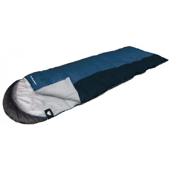 Спальный мешок Trek Planet Aspen Comfort Longспальный мешок-одеяло, трехсезонный, температура комфорта от -4°С до 6°С, синтетический наполнитель (2 слоя), утепленная молния,<br><br>Вес кг: 2.40000000