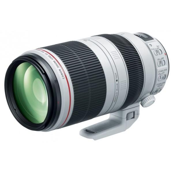 Объектив Canon EF 100-400mm f/4.5-5.6L IS II USMZoom-телеобъектив, крепление Canon EF и EF-S, встроенный стабилизатор изображения, автоматическая фокусировка, минимальное расстояние фокусировки 0.98 м, размеры (DхL): 94x193 мм, вес: 1640 г<br><br>Вес кг: 1.80000000
