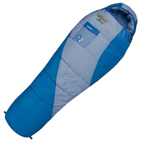 Спальный мешок Husky Husky Kids Merlotспальный мешок-кокон, трехсезонный, температура комфорта от -2°С до 5°С, синтетический наполнитель (2 слоя), состегивание с аналогичным спальником, вес 1.29 кг<br><br>Вес кг: 1.40000000
