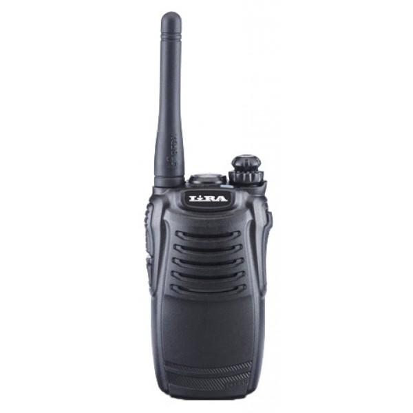 Радиостанция Lira P-110 Lрация UHF, мощность передатчика 2 Вт, питание Li-Ion-аккумулятор, вес 132 г, количество каналов 16, кодирование CTCSS, DCS, подключение гарнитуры<br><br>Вес кг: 0.20000000