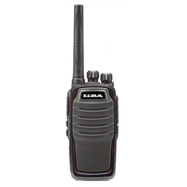 Радиостанция Lira P-210 Lрация UHF, мощность передатчика 3 Вт, питание Li-Ion-аккумулятор, вес 195 г, количество каналов 16, кодирование CTCSS, DCS, подключение гарнитуры<br><br>Вес кг: 0.25000000