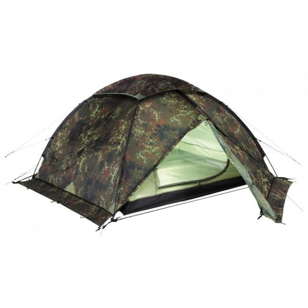 Палатка Talberg Hunter Pro 4трекинговая палатка, 4-местная, внешний каркас, алюминиевые дуги, 2 входа / одна комната, высокая водостойкость, вес: 3.5 кг<br><br>Вес кг: 3.60000000