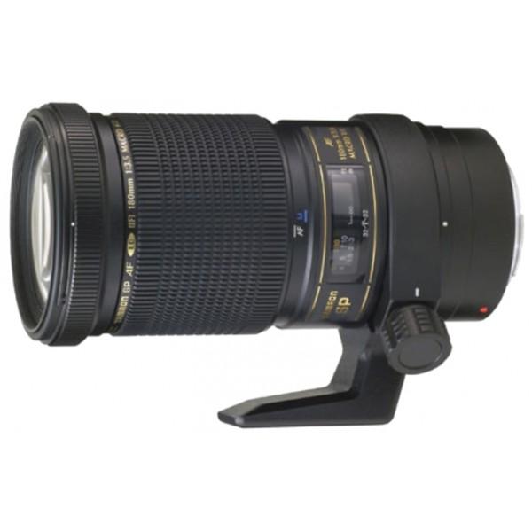 Объектив Tamron SP AF 180мм F/3.5 Di  LD [IF] Макро 1:1 для SonyГарантия 5 лет от Tamron. <br>телеобъектив с постоянным ФР,&amp;nbsp; автоматическая фокусировка, минимальное расстояние фокусировки 0.47 м, размеры (DхL): 84.8x165.7 мм, вес: 920 г<br><br>Вес кг: 1.00000000