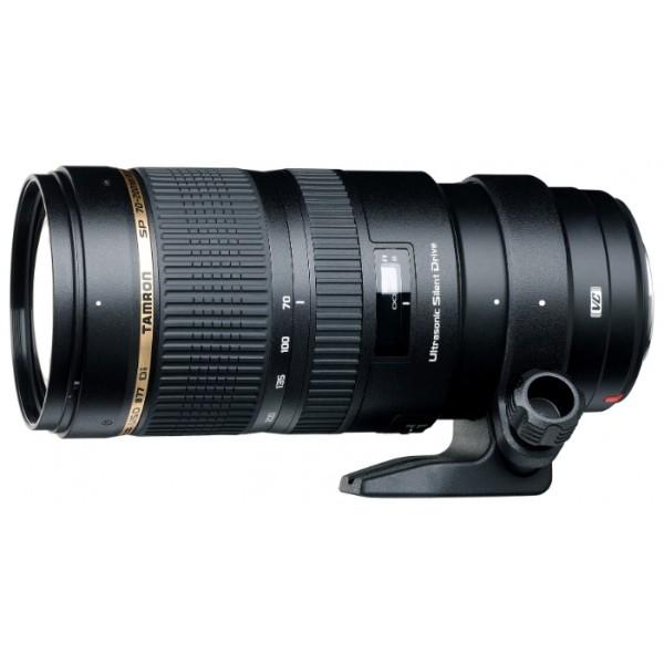 Объектив Tamron SP AF 70-200мм F/2.8 Di VC USD  для NikonГарантия 5 лет от Tamron. <br>Zoom-телеобъектив, крепление Nikon F, без встроенного мотора, встроенный стабилизатор изображения, автоматическая фокусировка, минимальное расстояние фокусировки 1.3 м, размеры (DхL): 85.8x196.7 мм, вес: 1470 г<br><br>Вес кг: 1.47000000