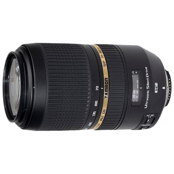 Объектив Tamron SP AF 70-300mm f/4-5.6 Di USD для Sony (A005S)Гарантия 5 лет от Tamron. <br>Zoom-телеобъектив, крепление Minolta A, автоматическая фокусировка, минимальное расстояние фокусировки 1.5 м, размеры (DхL): 81.5x142.7 мм, вес: 765 г<br><br>Вес кг: 0.80000000
