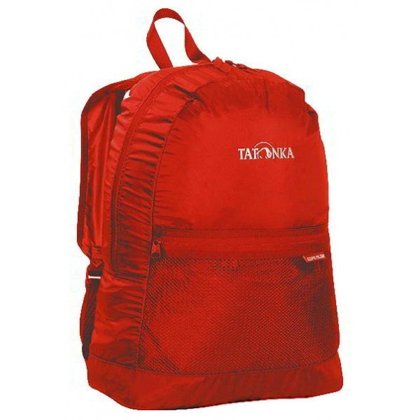 Рюкзак Tatonka Superlight redунисекс городской, мягкий каркас, объем 18 л<br>