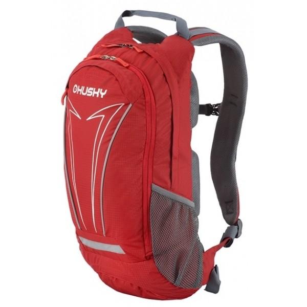 Рюкзак Husky Balot 12, красныйунисекс велорюкзак заплечный, анатомическая система, объем 12 л<br><br>Вес кг: 0.60000000