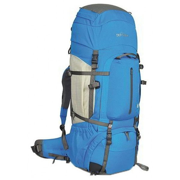Рюкзак Tatonka Isis 60 bright blueВысокотехнологичный трекинговый рюкзак для женщин. Подвеска V2 доработана с учетом женской анатомии, снижает нагрузку на бедра и позволяет переносить достаточно тяжелые грузы. Спинка и ремни имеют комфортабельную подкладку из AirMesh. Женское сердце будет покорено.<br><br>Подвеска V2.<br>Мягкие плечевые ремни анатомической формы.<br>Мягкий регулируемый набедренный пояс.<br>Регулируемая по высоте крышка-клапан.<br>Накладной передний карман на молнии.<br>Дополнительный внешний доступ в основное отделение.<br>Боковые карманы.<br>Петля для ледоруба.<br>Боковые стяжки.<br>Чехол от дождя.<br>Отделение для аптечки.<br>Ручки для переноски.<br>Выход для питьевой системы.<br><br>Вес кг: 2.90000000