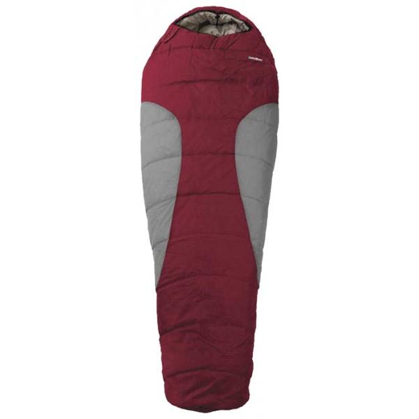 Спальный мешок Husky Maestroспальный мешок-кокон, трехсезонный, температура комфорта от -2°С, синтетический наполнитель (2 слоя), утепленная молния, вес 1.69 кг<br><br>Вес кг: 1.80000000