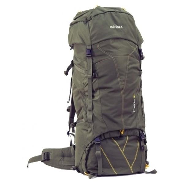 Рюкзак Tatonka Tamas 70 oliveВместительный рюкзак среднего объема. Отличный выбор для походов на байдарках - алюминиевые шины легко вытаскиваются из спины рюкзака и рюкзак можно компактно сложить и убрать в лодку.<br><br>Вес кг: 2.20000000