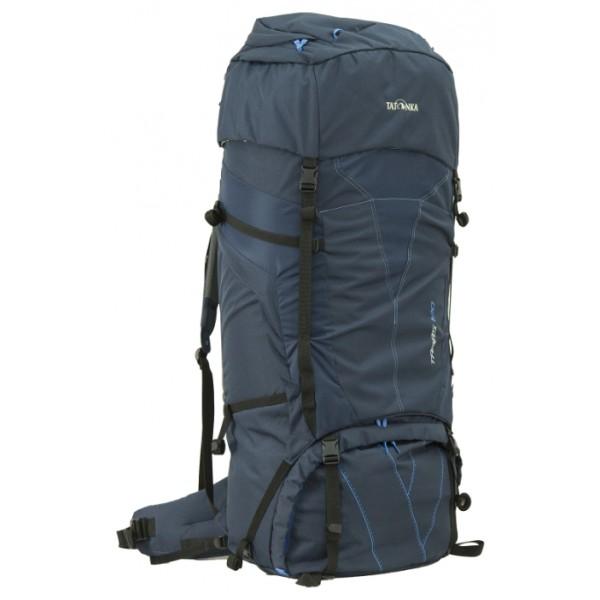 Рюкзак Tatonka Tamas 100 navyВместительный рюкзак. Отличный выбор для походов на байдарках - алюминиевые шины легко вытаскиваются из спины рюкзака и рюкзак можно компактно сложить и убрать в лодку.<br><br>Вес кг: 2.50000000