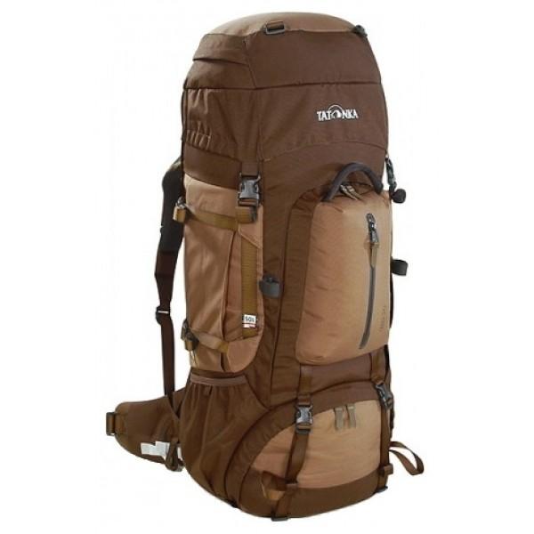 Рюкзак Tatonka Isis 50 Special teak/nutВысокотехнологичный треккинговый рюкзак для женщин. Подвеска V2 доработана с учетом женской анатомии, снижает нагрузку на бедра и позволяет переносить достаточно тяжелые грузы. Спинка и ремни имеют комфортабельную подкладку из AirMesh.<br><br><br>Подвеска V2.<br><br>Мягкие плечевые ремни анатомической формы.<br><br>Мягкий регулируемый набедренный пояс.<br><br>Регулируемая по высоте крышка-клапан.<br><br>Накладной передний карман на молнии.<br><br>Дополнительный внешний доступ в основное отделение.<br><br>Боковые карманы.<br><br>Петля для ледоруба.<br><br>Боковые стяжки.<br><br>Чехол от дождя.<br><br>Отделение для аптечки.<br><br>Ручки для переноски.<br><br>Выход для питьевой системы.<br><br>Вес кг: 2.70000000