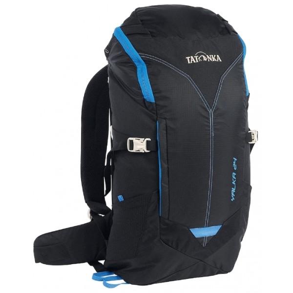 Рюкзак Tatonka Yalka 24 blackУдобный рюкзак с верхней загрузкой. Несущая система X Vent Zero обеспечивает максимальную вентиляцию даже в жаркую погоду.<br><br>Вес кг: 1.00000000