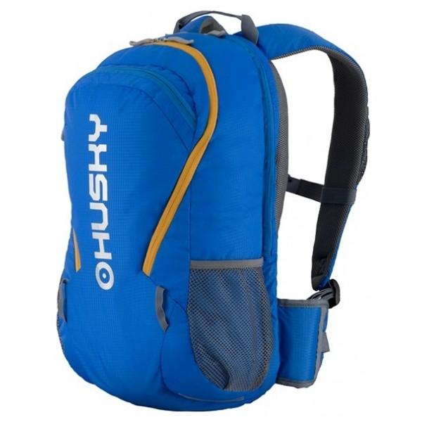 Рюкзак Husky Boost 20, синийунисекс велорюкзак заплечный, анатомическая система, объем 20 л, вывод питьевой системы<br><br>Вес кг: 0.60000000