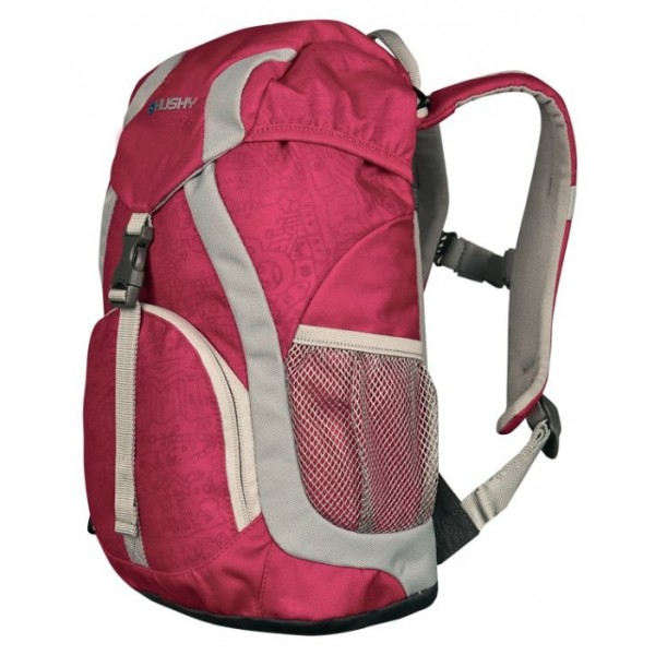 Рюкзак Husky Sweety 6 розовыйДетский городской, анатомическая система, объем 6 л<br><br>Вес кг: 0.40000000