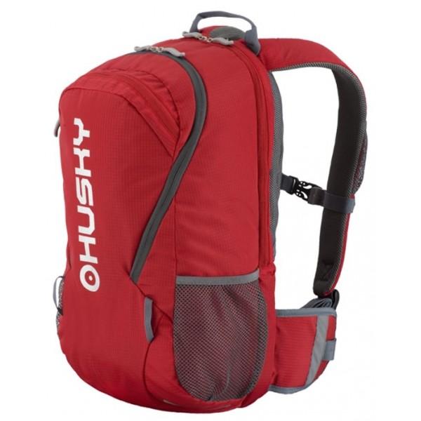 Рюкзак Husky Boost 20, красныйунисекс велорюкзак заплечный, анатомическая система, объем 20 л, вывод питьевой системы<br><br>Вес кг: 0.60000000