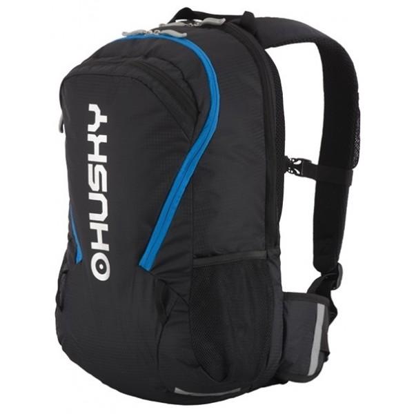 Рюкзак Husky Boost 20, черныйунисекс велорюкзак заплечный, анатомическая система, объем 20 л, вывод питьевой системы<br><br>Вес кг: 0.60000000