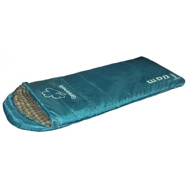 Спальник Greenell Туамспальный мешок-одеяло, трехсезонный, синтетический наполнитель, утепленная молния, состегивание с аналогичным спальником, вес 2 кг<br><br>Вес кг: 2.20000000