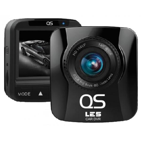 Видеорегистратор QStar LE5видеорегистратор с камерой, запись видео 1920x1080 при 30 к/с, с экраном 2, датчик удара (G-сенсор), работа от аккумулятора, угол обзора 140°, подключение к телевизору по HDMI, поддержка карт памяти microSD (microSDHC), встроенный микрофон<br><br>Вес кг: 0.10000000
