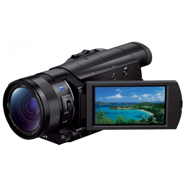 Видеокамера Sony HDR-CX900Eвидеокамера с 12x зумом, запись видео Full HD 1080p на карты памяти, матрица 14.2 МП, карты памяти SD, SDHC, SDXC, MS Duo, Wi-Fi, оптический стабилизатор изображения, вес: 790 г<br><br>Вес кг: 0.90000000