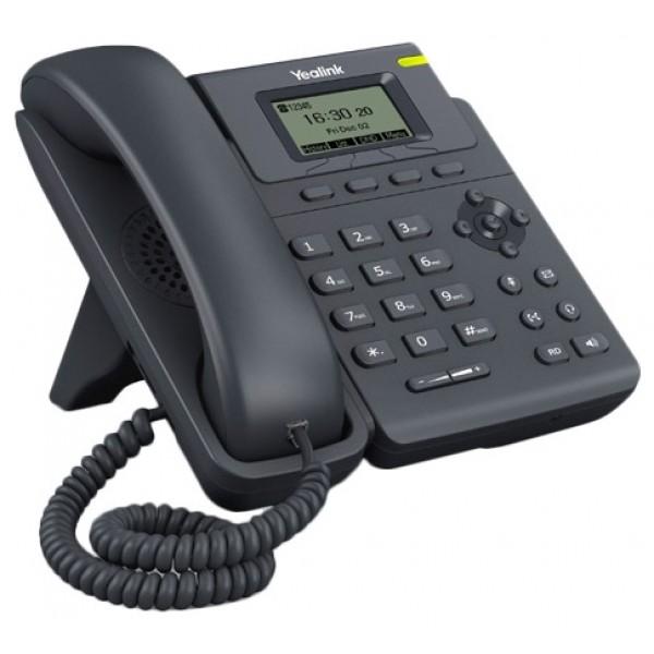 IP-телефон Yealink SIP-T19Yealink SIP-T19 - новая бюджетная модель для малого и среднего бизнеса, продолжая традиции Yealink, прекрасно сочетает в себе стиль, высокое качество исполнения и передовые технические решения. Yealink SIP-T19 вобрал в себя все достоинства модели Yealink SIP-T18, однако отличается более высокой производительностью и улучшенными техническими характеристиками.<br>