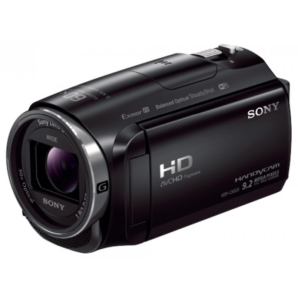 Видеокамера Sony HDR-CX620Стремитесь к поразительной четкости и детализации в любом кадре — благодаря усовершенствованным компонентам для работы с изображением это становится возможным при любых условиях съемки. Широкие возможности записи в нескольких форматах, одни их которых подойдут для мгновенного обмена, а другие — для масштабных творческих проектов и монтажа. Множество дополнительных функций также помогут превратить съемку в удовольствие.<br><br>Получайте более четкие и резкие снимки благодаря сбалансированному оптическому стабилизатору изображения Balanced Optical SteadyShot™, который значительно снижает эффекты дрожания камеры и размытости при съемке с большим коэффициентом увеличения.<br><br>Встроенный микрофон обеспечивает потрясающее кинематографическое качество записи звука, что особенно хорошо слышно при просмотре отснятого материала на системах домашнего кинотеатра. Уровень каждого канала удобно отслеживать с помощью ЖК-панели.<br><br>Уложенный в наручный ремешок USB-кабель устраняет необходимость брать с собой неудобный дополнительный USB-кабель или адаптер переменного тока. Для зарядки без компьютера используйте компактный AC-USB-адаптер (не входит в комплект поставки).<br><br>Вес кг: 0.40000000